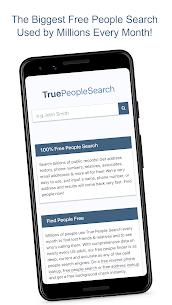 TruePeopleSearch Apk Download, True People Search App Download ***New 2021*** 3