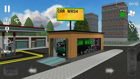 Trash Truck Simulator Mod Apk