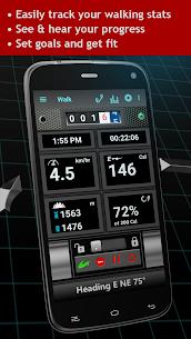 Walking Odometer Pro: GPS Fitness Pedometer (PREMIUM) 1.45 Apk 2