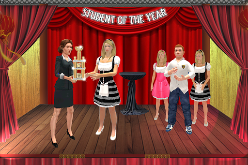 Virtual School Girl Simulator: High School Game 2.04 screenshots 11