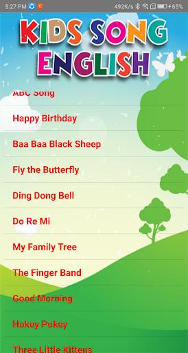 Kids Songs Best Offline Toddler Songs 1.0.30 screenshots 1