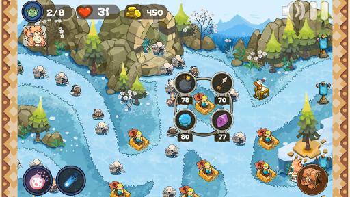 Tower Defense Kingdom: Advance Realm android2mod screenshots 24