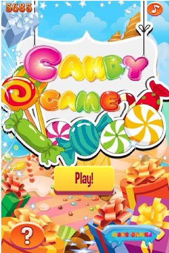 candy game : shooter game fun screenshot 1