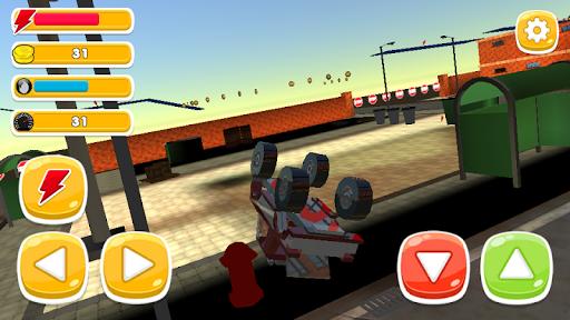 Çılgın Yarış screenshot 3