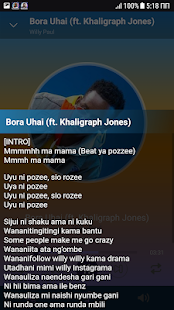 Willy Paul offline songs