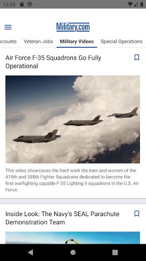 Military News by Military.com screenshots apkspray 4