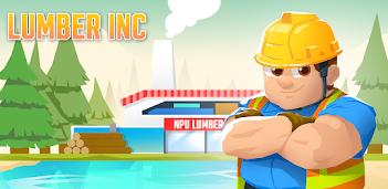 Jugar a Idle Forest Lumber Inc: Timber Factory Tycoon gratis en la PC, así es como funciona!