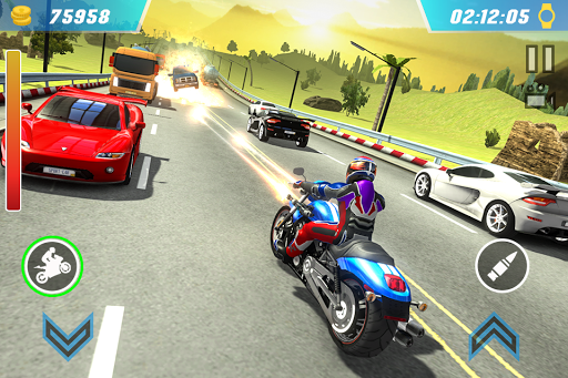 Bike Racing Simulator - Real Bike Driving Games apktram screenshots 9