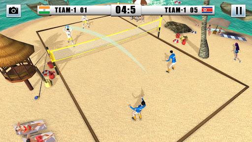 Volleyball 2021 - Offline Sports Games apkpoly screenshots 11