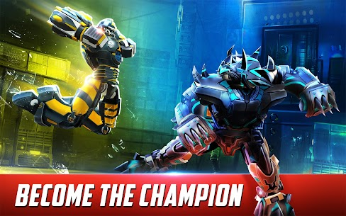 Real Steel World Robot Boxing MOD APK (Unlimited Money/Coins) 9