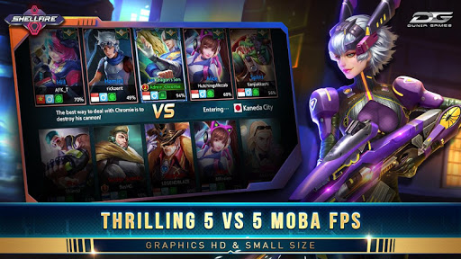 ShellFire - MOBA FPS apkdebit screenshots 6