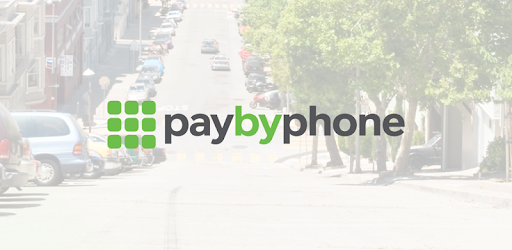 PayByPhone - Parking / Stationnement APK 0