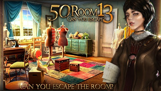 Can you escape the 100 room XIII MOD APK 5 2