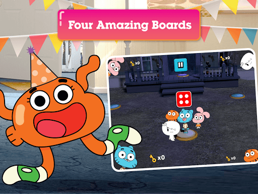 Gumball's Amazing Party Game  Screenshots 11