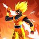 スティックマンレジェンド:シャドウファイトソードバトルゲーム - Stickman Legends