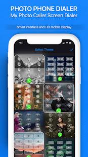 Photo Phone Dialer - My Photo Caller Screen Dialer