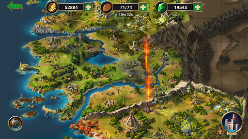 Chaos Lords: Stronghold Kingdom - Medieval RPG War screenshots 10