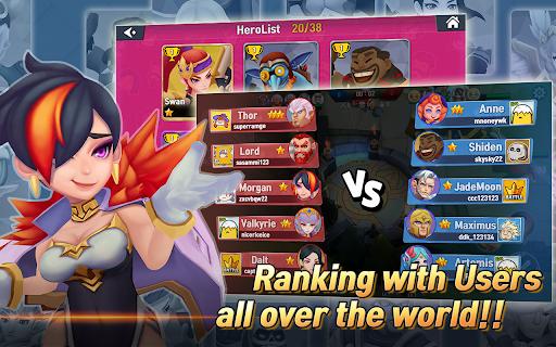 Masters Battle League 5v5 : Legend MOBA PvPTrainer screenshots 8