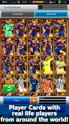 PES CARD COLLECTION apktram screenshots 2