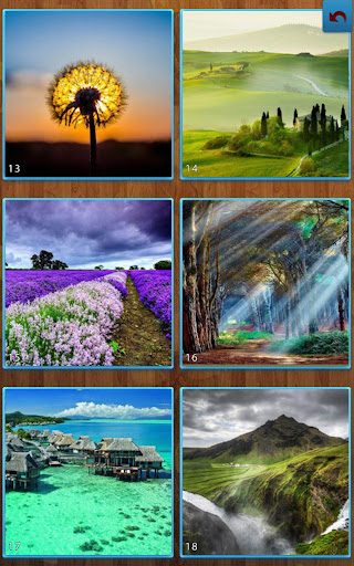 Nature Jigsaw Puzzles screenshots 6
