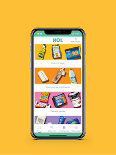 KOL - Daily essentials Screenshot