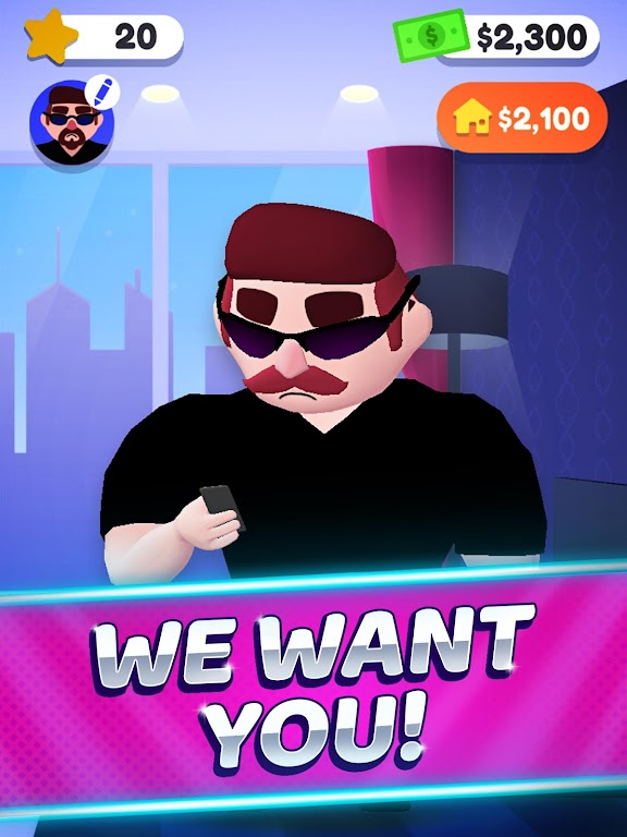 ID Please - Club Simulation poster 4