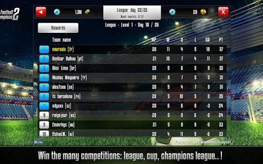 Football Champions 7.41 screenshots 10
