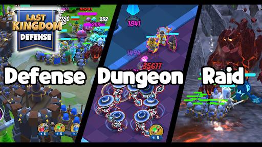 Last Kingdom: Defense  screenshots 1