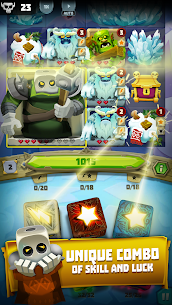 Dice Hunter: Dicemancer Quest MOD (Unlimited Diamonds) 2