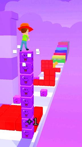 Cube Tower Stack 3D screenshots 3