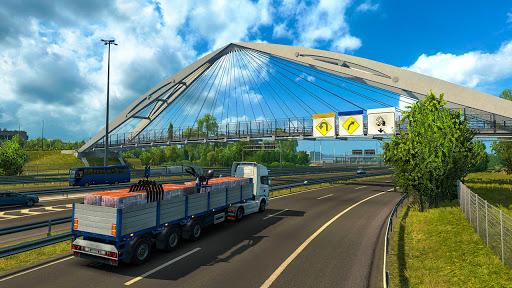 Euro Truck Parking Simulator 2021: 3d parking Game 0.4 screenshots 6