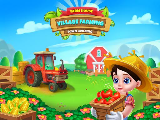 Farm House - Farming Games for Kids apkmr screenshots 14