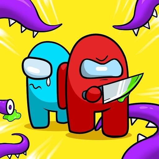 Crewmate Adventure: Animation Parkour