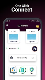 How do I download Glitch VPN  Free app on PC? 2