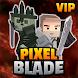 PIXEL BLADE M Vip (ピクセルブレード M)
