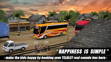 Telolet Bus Driving 3D
