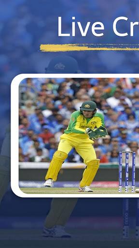Live Cricket TV – Live IPL 2021 screen 1