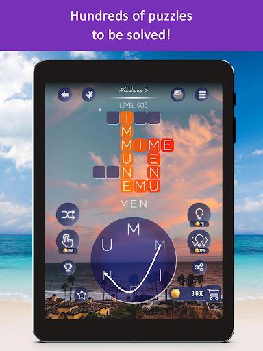 Word Beach: Fun Relaxing Word Search Puzzle Games  screenshots 13