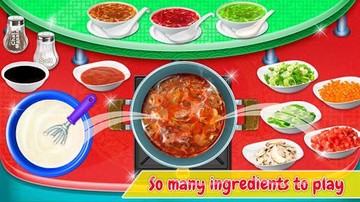Chinese Street Food - Cooking Game  screenshots 4