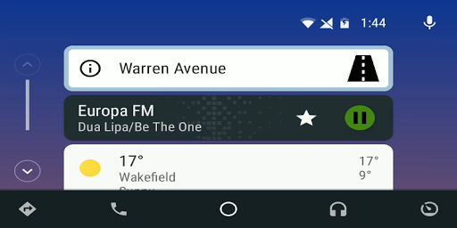 Headunit Reloaded Trial for Android Auto  screenshots 4