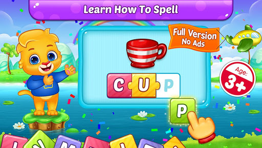 ABC Spelling - Spell & Phonics 1.3.4 screenshots 1