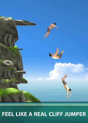 Cliff Flip Diving 3D - Swimming Pool Flip Master screenshots 1