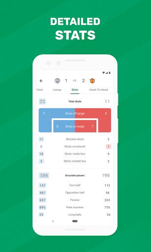 Soccer Scores - FotMob Screenshots 5