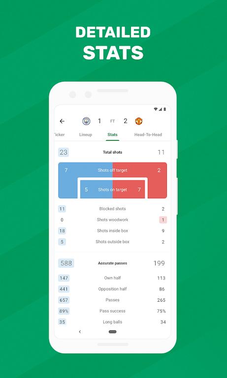 FotMob - Soccer Live Scores poster 4