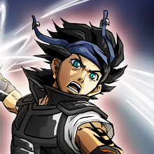 Burst To Power - Anime fighting action RPG APK
