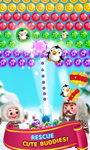 Flower Games - Bubble Shooter 4.2 screenshots 6