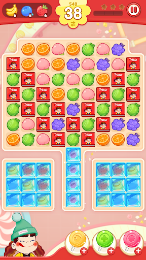 PEKO POP : Match 3 Puzzle 1.2.12 screenshots 5