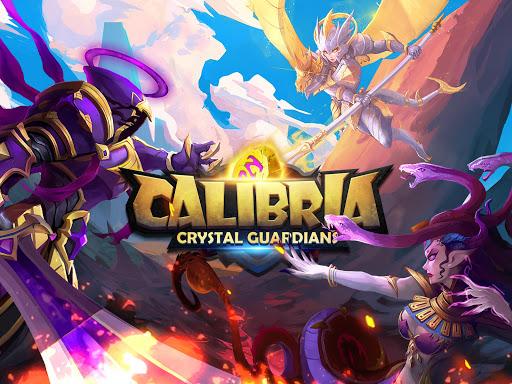 Calibria: Crystal Guardians