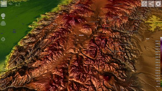 GlobeViewer 0.9.3 Screenshots 21