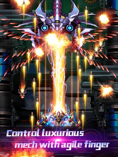 Thunder Assault: Raiden Striker apkdebit screenshots 8